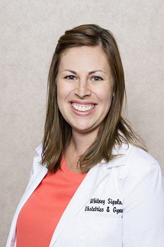 Whitney J. Sigala, M.D.